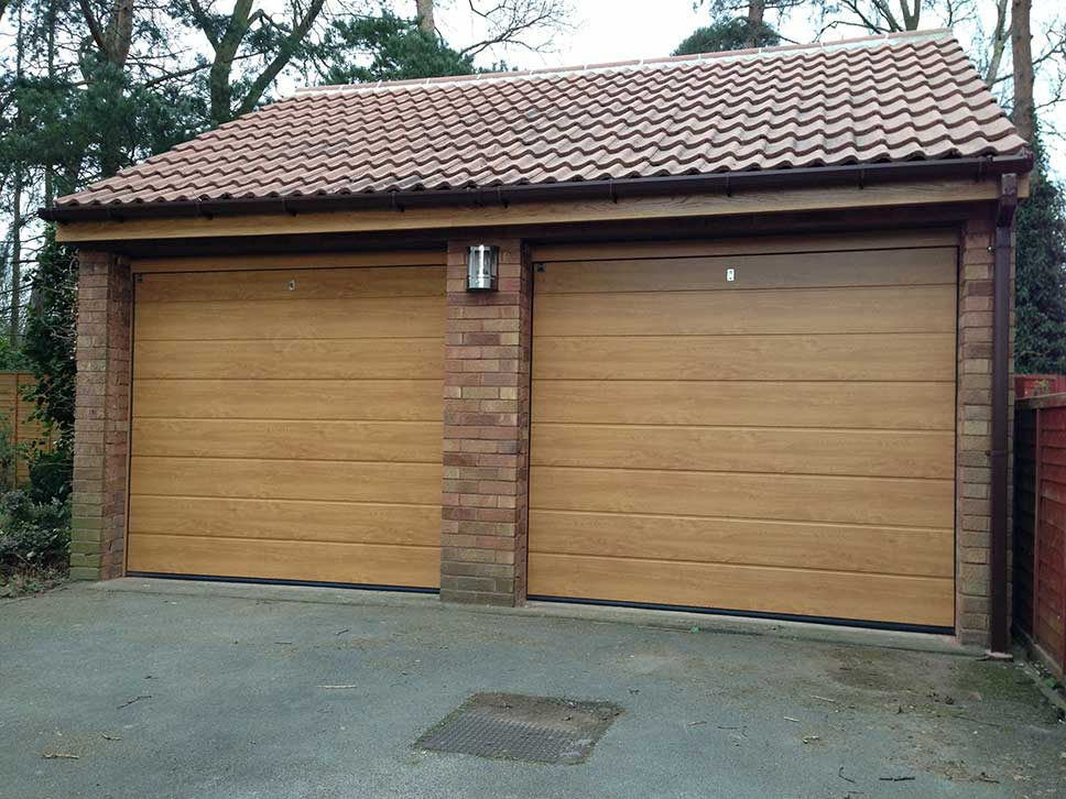 Light-Oak-Sectional-Garage-Doors-Remote-Control-Anlaby
