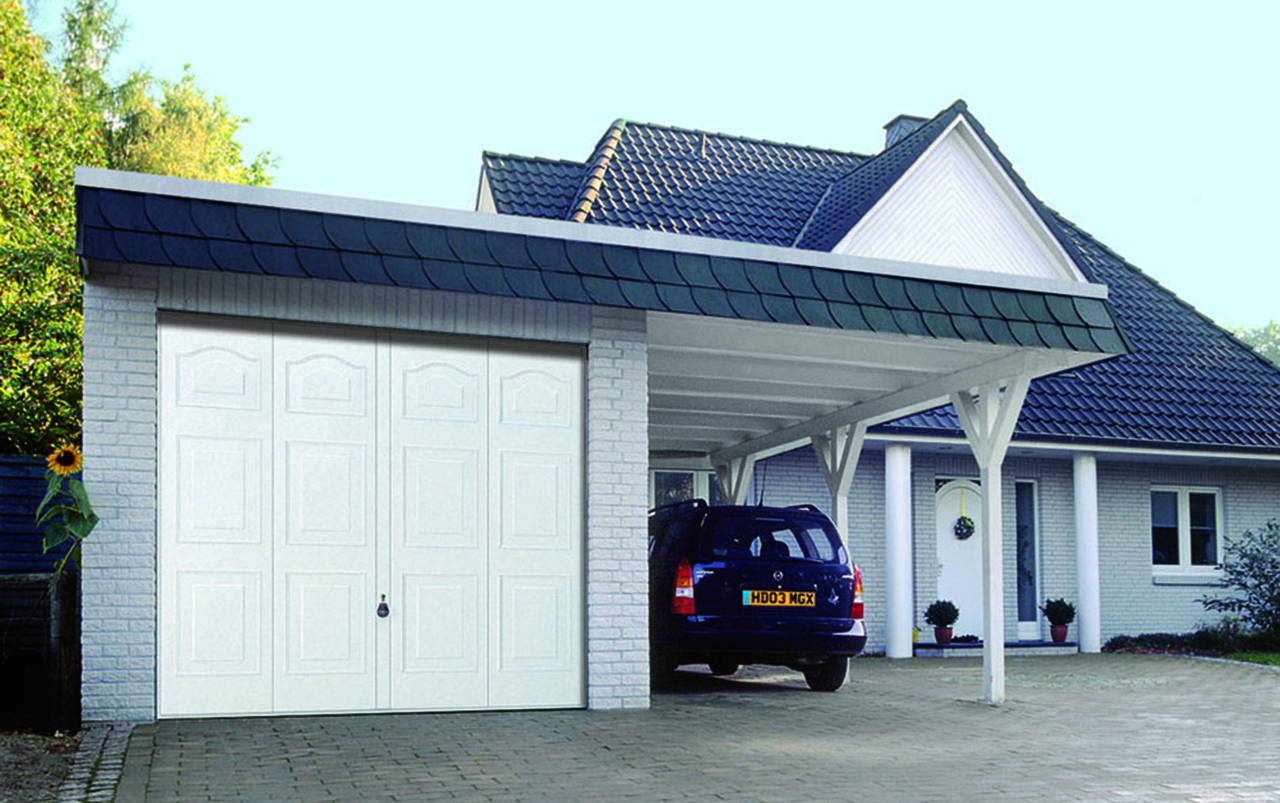 how to make a garage