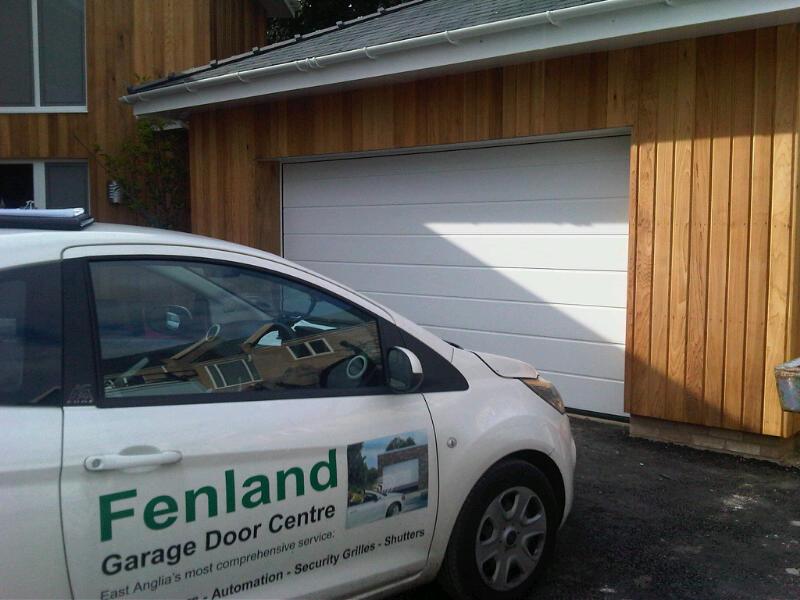 Fenland Garage Doors Cambridge Hormann Partner For Cambridge Area