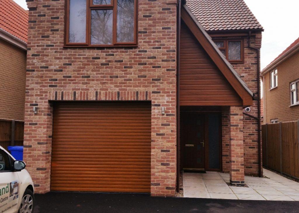 Hormann Roller Shutter Garage Door Godmanchester Cambridgeshire