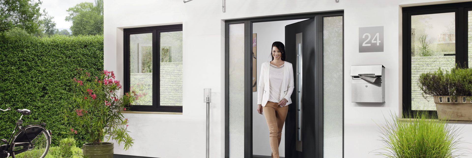 Hormann Entrance Doors